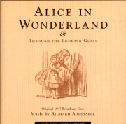 Cd Alice In Wonderland Through The Looking Glass Original Broadway Cast 1947
