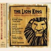 Cd The Lion King Original Broadway Cast 1997 Japan Issue