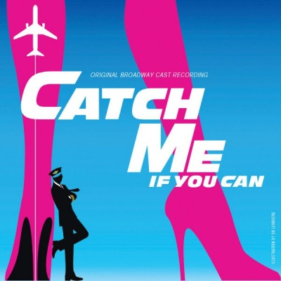 Cd Catch Me If You Can Original Broadway Cast 2011 Musical Cds Dvds Soundofmusic Shop