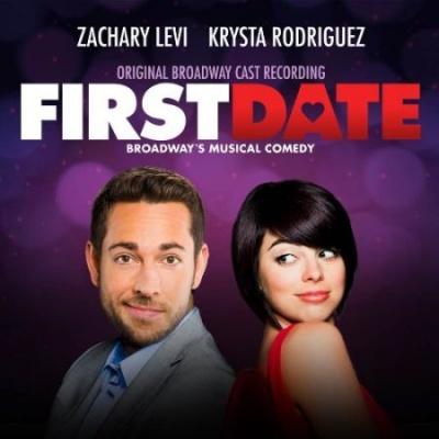 CD FIRST DATE - Original Broadway Cast 2013