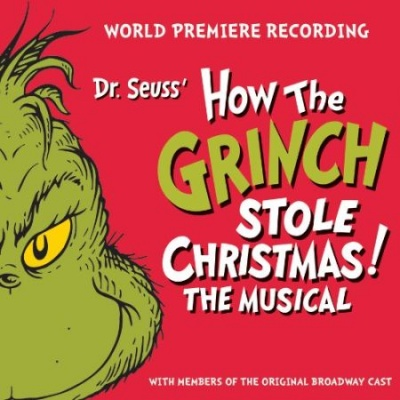 Dr Seuss How The Grinch Stole Christmas.Cd Dr Seuss How The Grinch Stole Christmas Studio Cast 2013