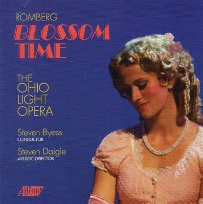 Cd Blossom Time Original Ohio Light Opera Cast 2012 Eur