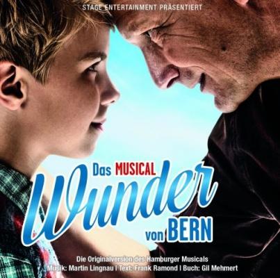 Cd Das Wunder Von Bern Original Hamburg Cast 2014 Eur 1795