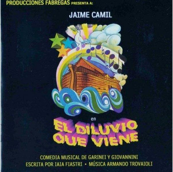 Cd el diluvio que viene original mexiko cast 2007 originaltitel aggiungi un posto a tavola - Karaoke aggiungi un posto a tavola ...