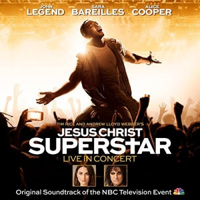 CD JESUS CHRIST SUPERSTAR - Original US TV Cast 2018