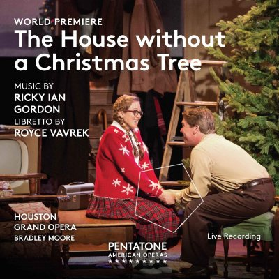 Cd The House Without A Christmas Tree Original Houston Cast 2017