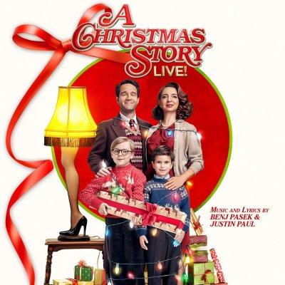 Sharing Christmas Cast.Cd A Christmas Story Live Original Tv Cast 2017
