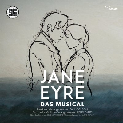 CD JANE EYRE - Original Austria Cast 2018