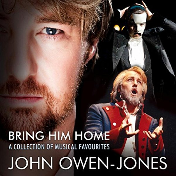 Cd John Owen Jones Bring Him Home A Collection Of Musical Favourites