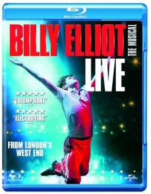 Blu-ray Disc BILLY ELLIOT - The Musical Live (Region B)