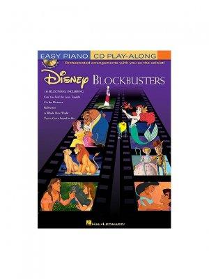 Disney Weihnachtslieder.Noten Disney Blockbusters Easy Piano