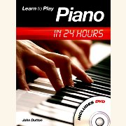 Sheet Music Dvd Learn To Play Piano In 24 Hours