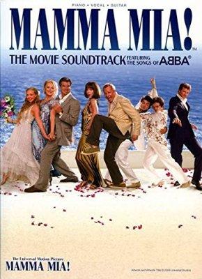 Sheet Music + Download Playbacks MAMMA MIA! - THE MOVIE SOUNDTRACK