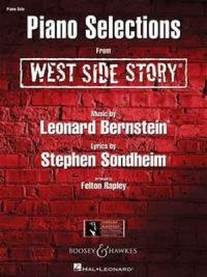 piano selections from west side story