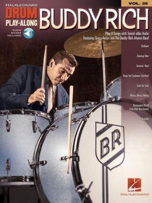 Sheet music + Download-Playbacks BUDDY RICH - Drum Play-Along