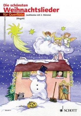 Weihnachtslieder Jazz Noten.Noten Playback Cd Die Schönsten Weihnachtslieder Flöte
