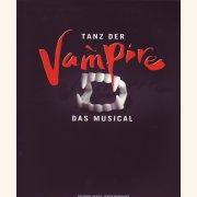 Programmheft Tanz Der Vampire Stuttgart Castheft First Cast Eur