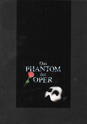 Programmheft Das Phantom Der Oper Hamburg 1997 Eur 1695